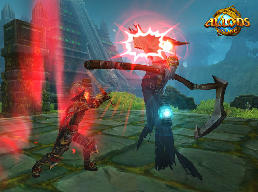 Play allods online for free now