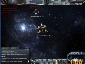 free scifi browser mmo strategy