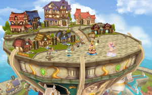 best free mmorpg like maplestory but better