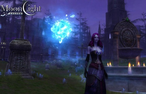 3D Vampire MMORPG – Free to Play and with Gorgeous ...